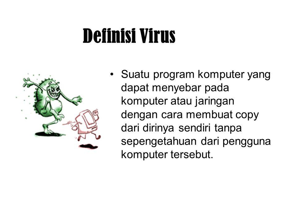 Definisi Virus
