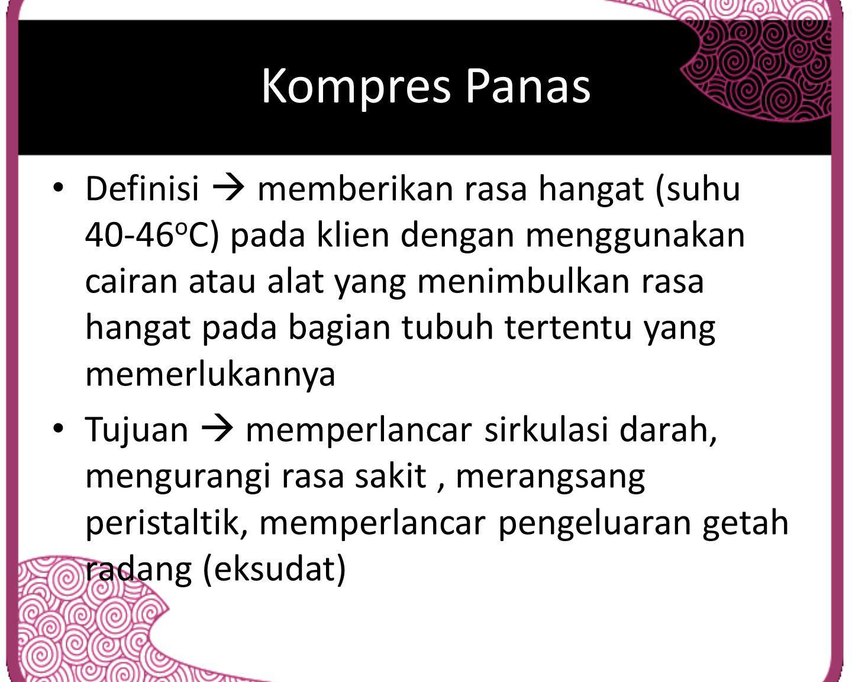 Kompres Panas