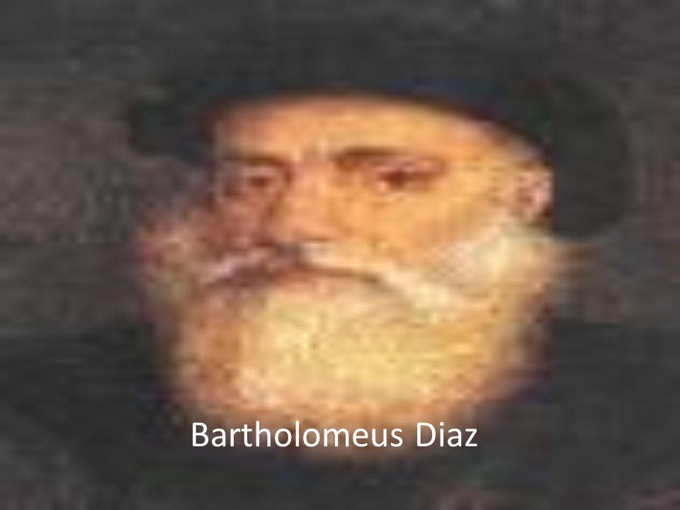 Bartholomeus Diaz
