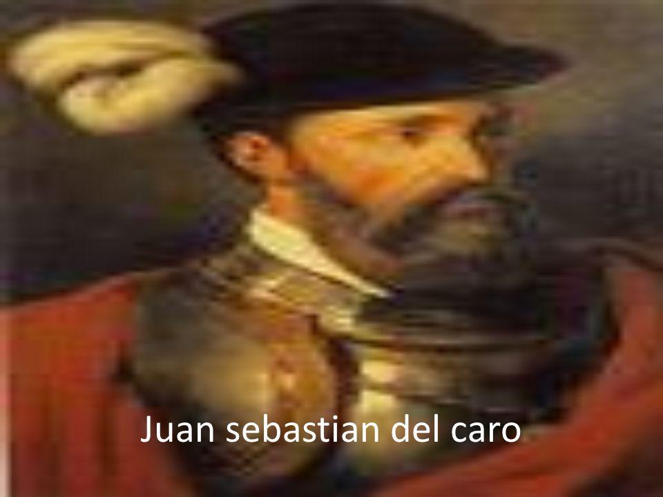 Juan sebastian del caro