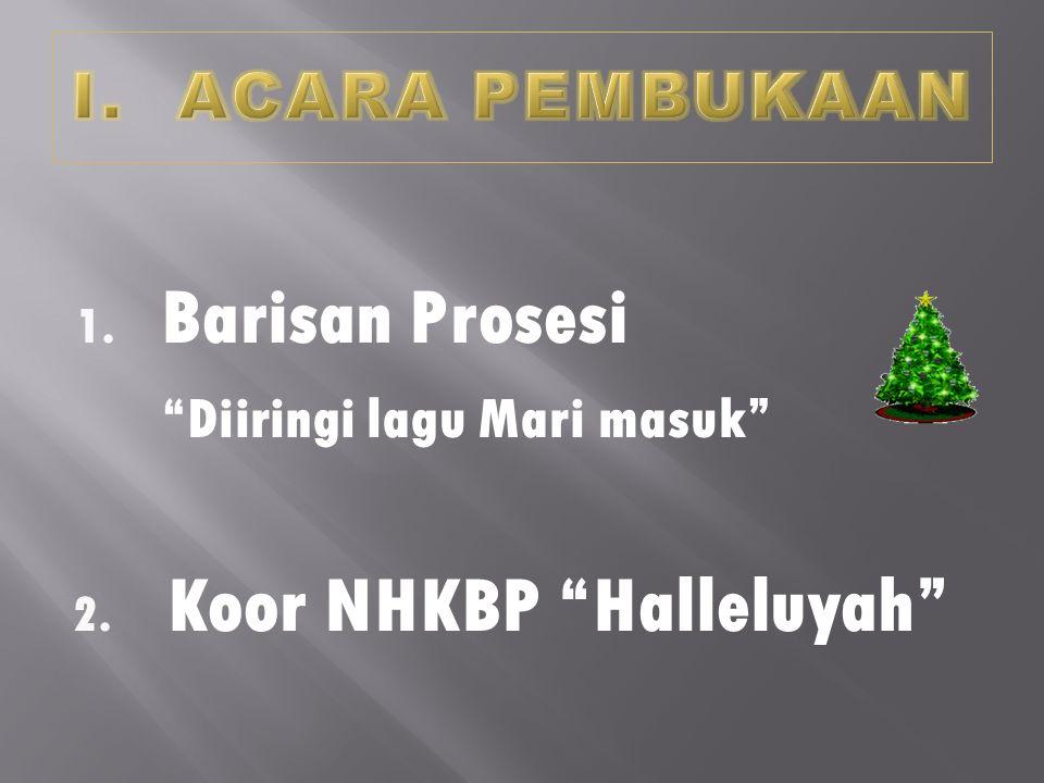 Koor NHKBP Halleluyah