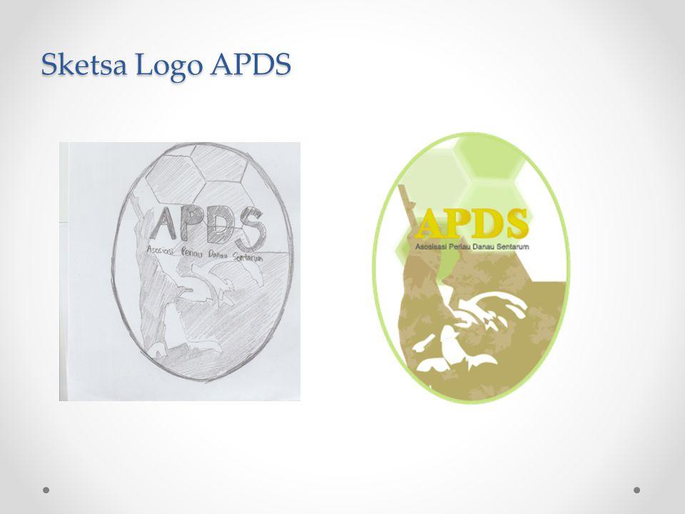 Sketsa Logo APDS