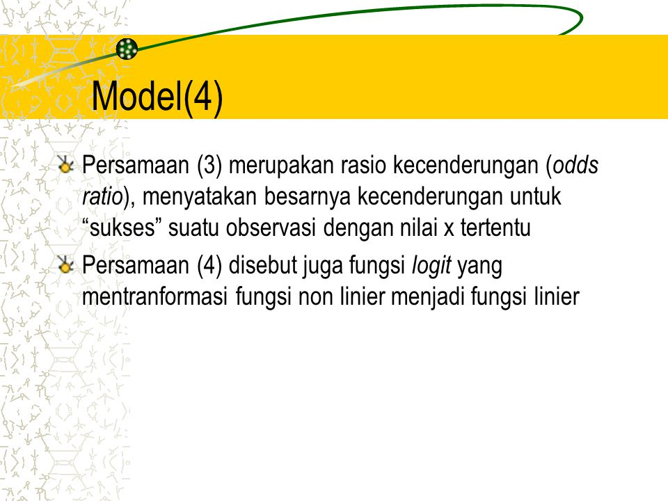 Model(4)