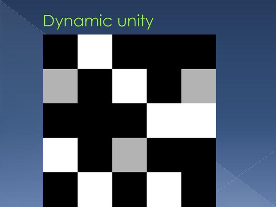 Dynamic unity