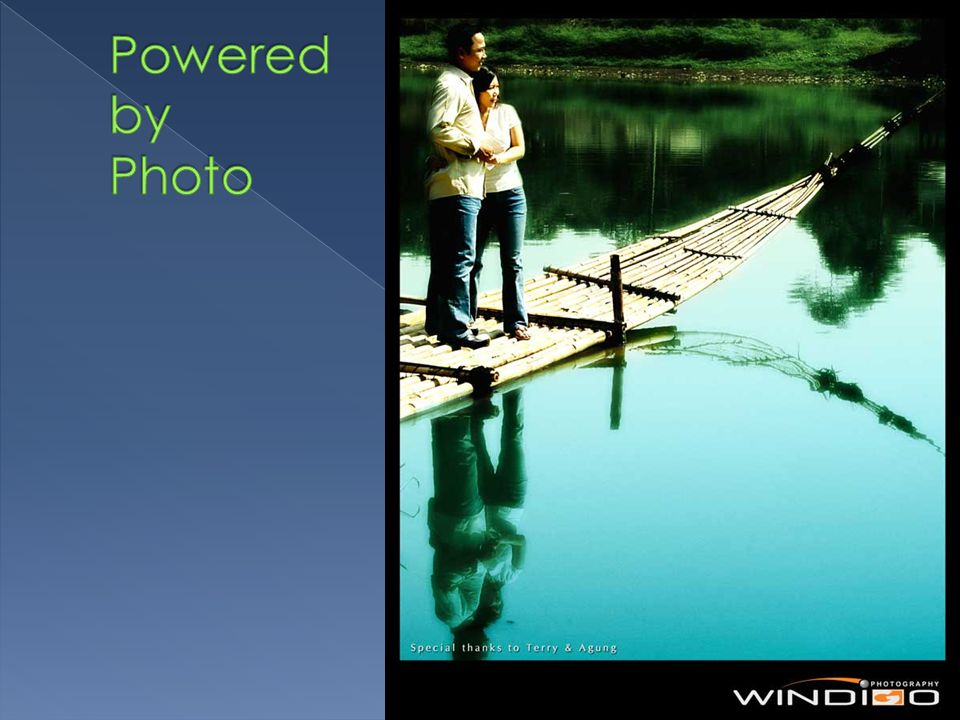 Powered by Photo