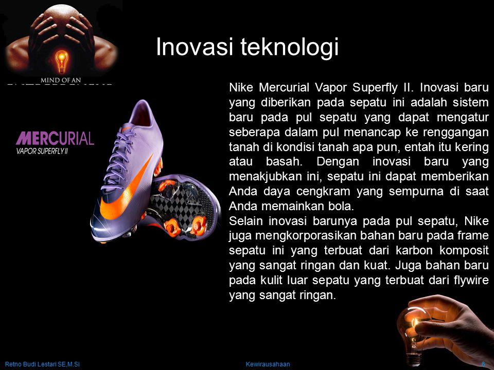 Inovasi teknologi