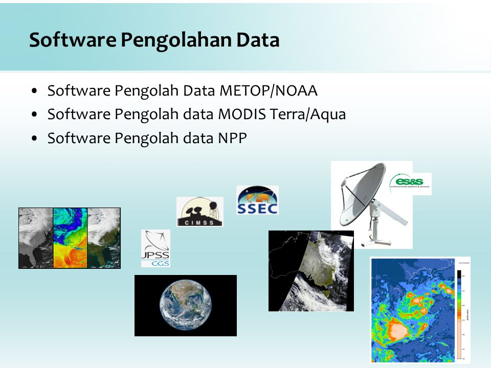 Software Pengolahan Data