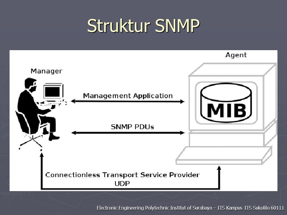 Struktur SNMP