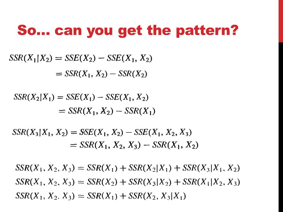 So… can you get the pattern