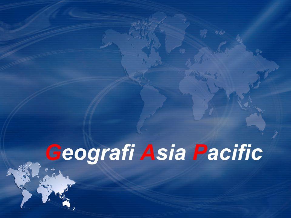 Geografi Asia Pacific