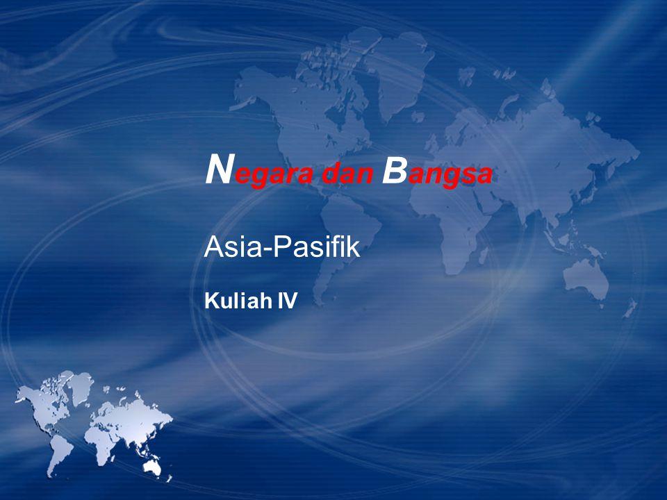 Negara dan Bangsa Asia-Pasifik