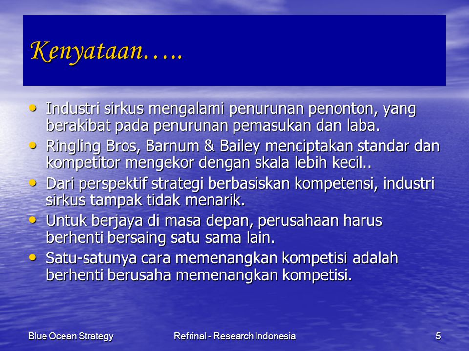 Refrinal - Research Indonesia