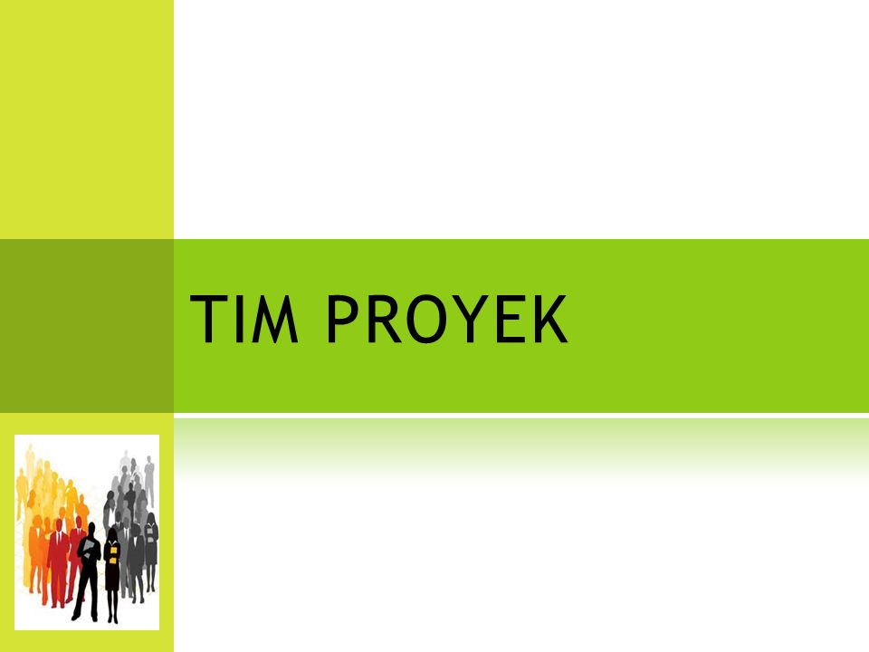 TIM PROYEK