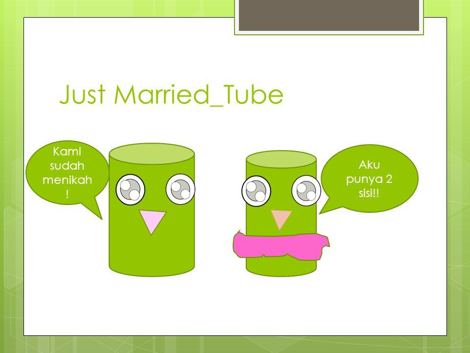 Just Married_Tube Kami sudah menikah! Aku punya 2 sisi!!