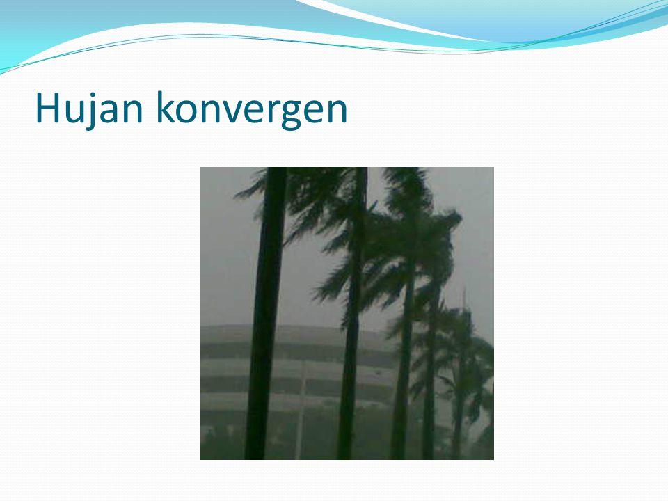 Hujan konvergen