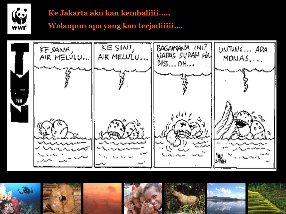 Ke Jakarta aku kan kembaliiii….. Walaupun apa yang kan terjadiiiii….