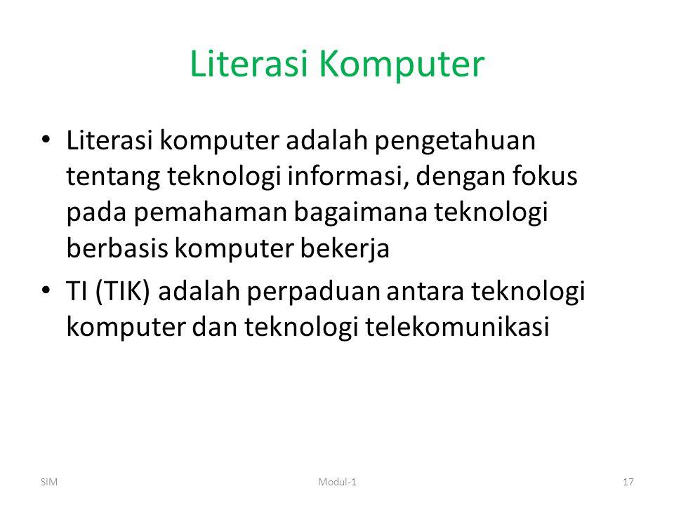 Literasi Komputer