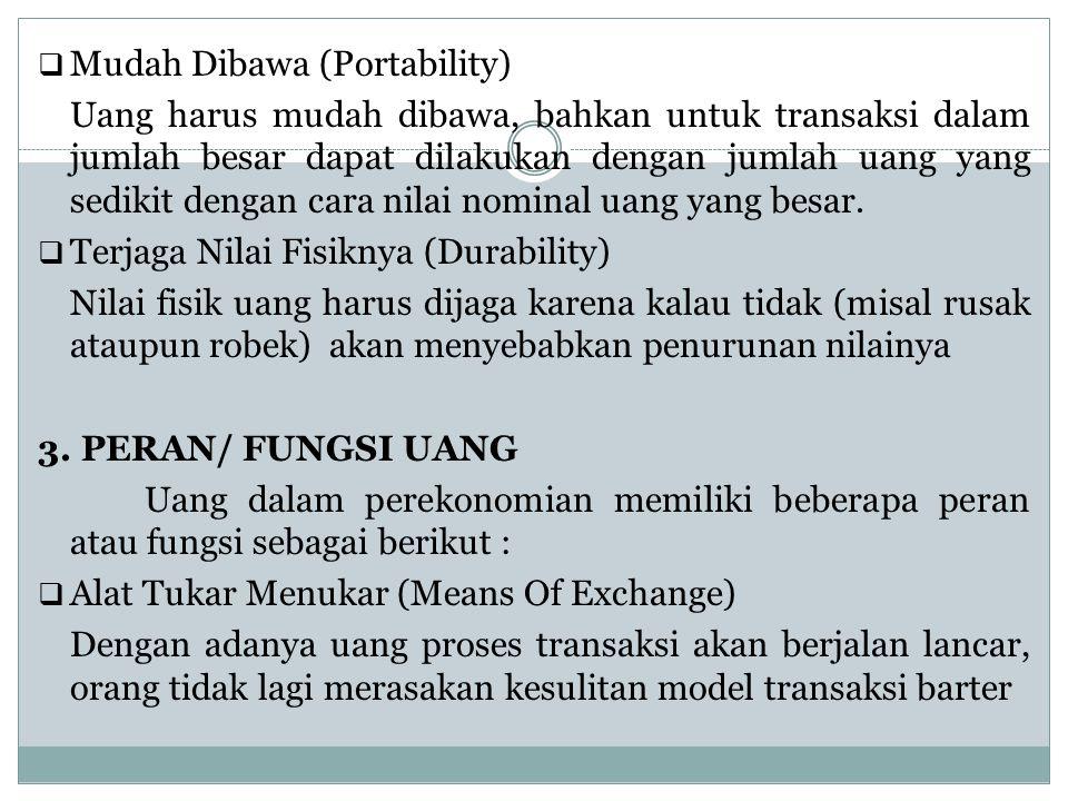 Mudah Dibawa (Portability)