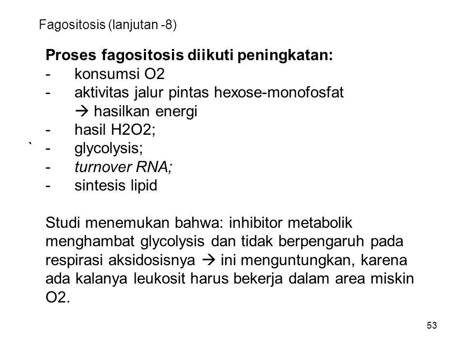 Fagositosis (lanjutan -8)