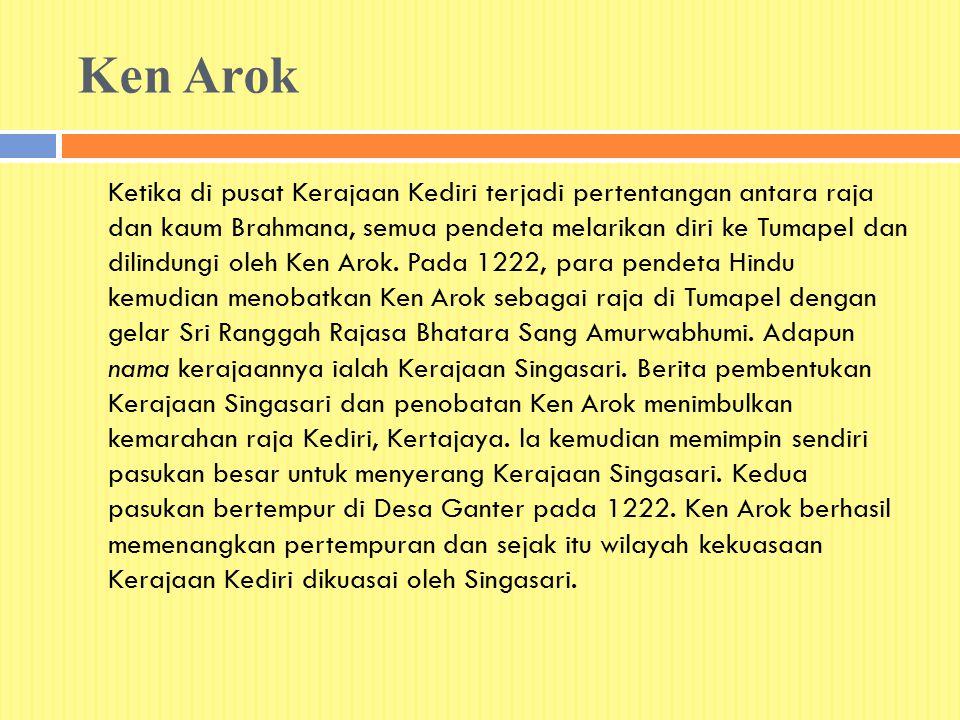 Ken Arok