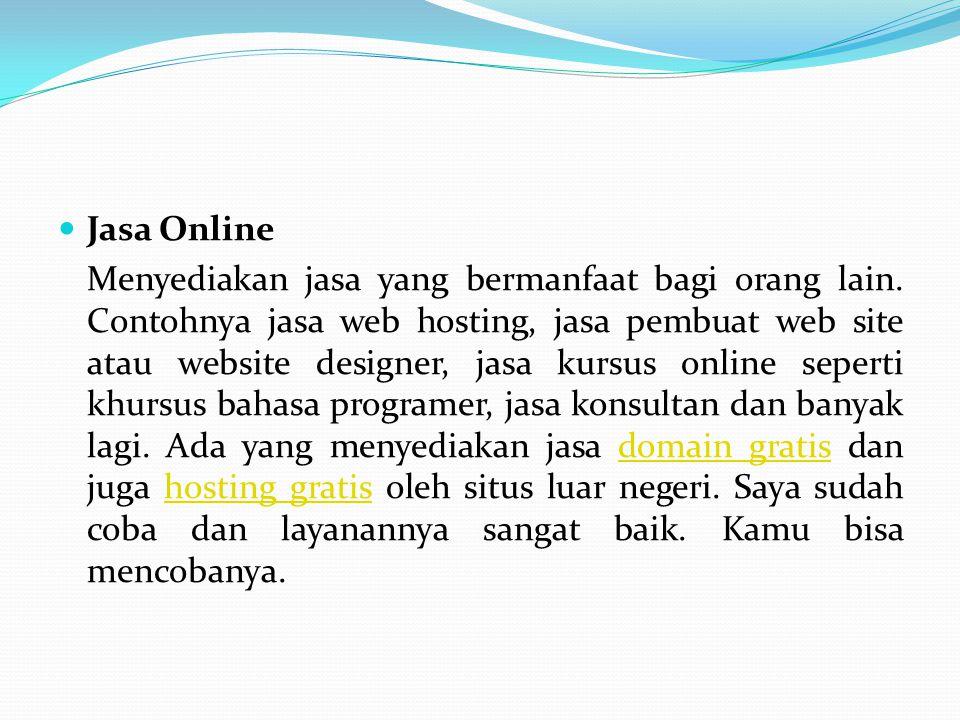Jasa Online