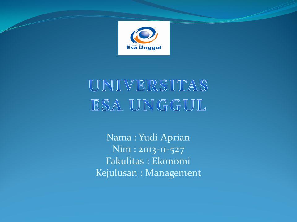 Kejulusan : Management
