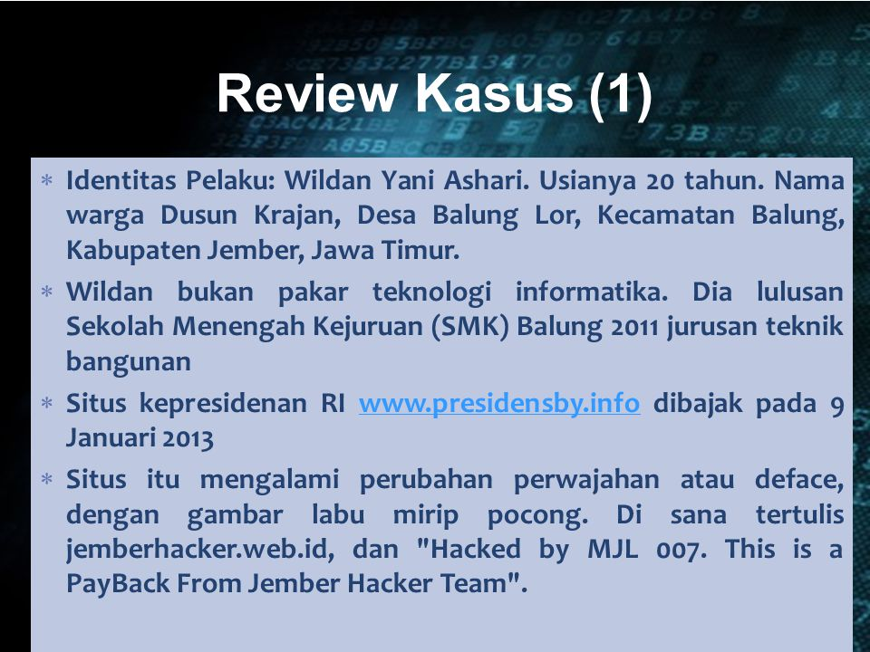Review Kasus (1)