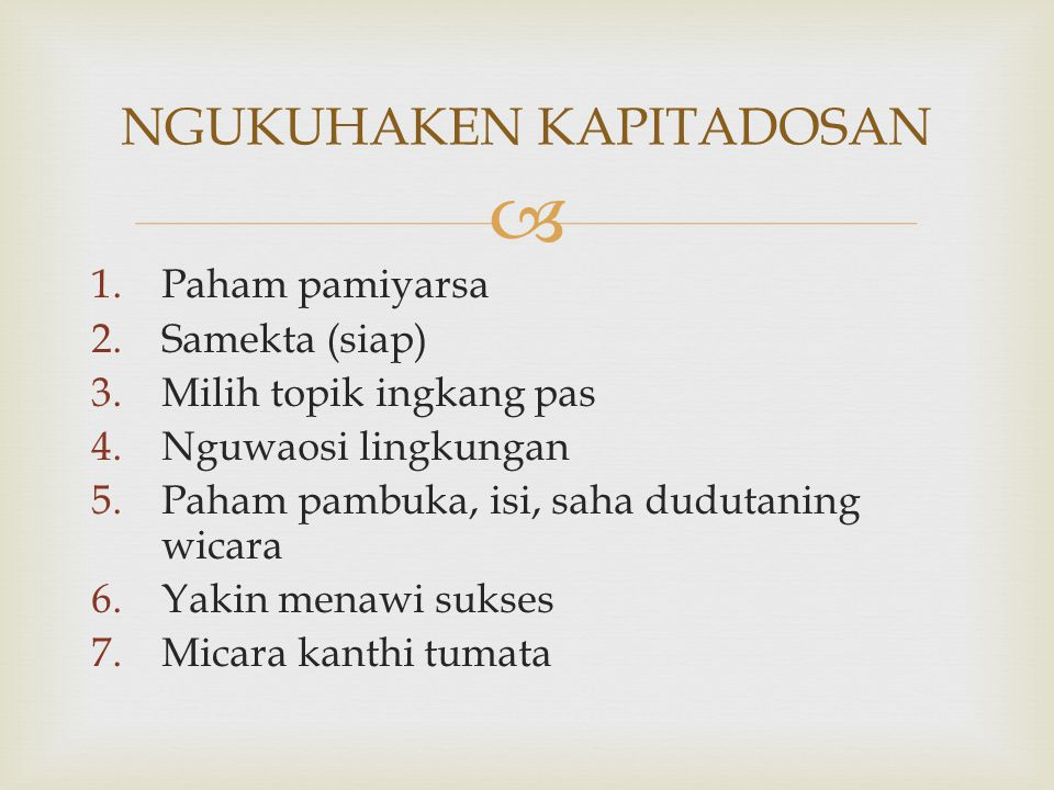 NGUKUHAKEN KAPITADOSAN