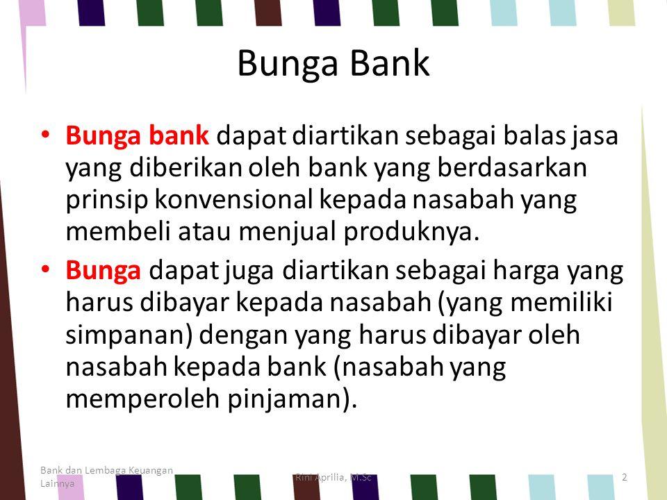 Bunga Bank