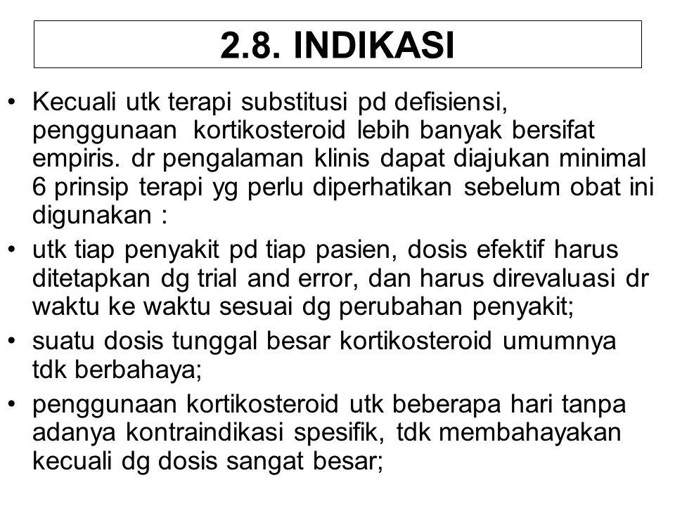 2.8. INDIKASI