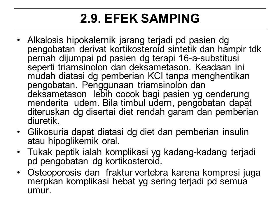 2.9. EFEK SAMPING