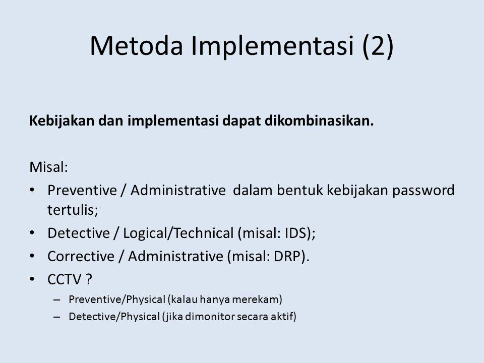 Metoda Implementasi (2)