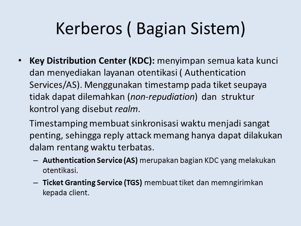 Kerberos ( Bagian Sistem)