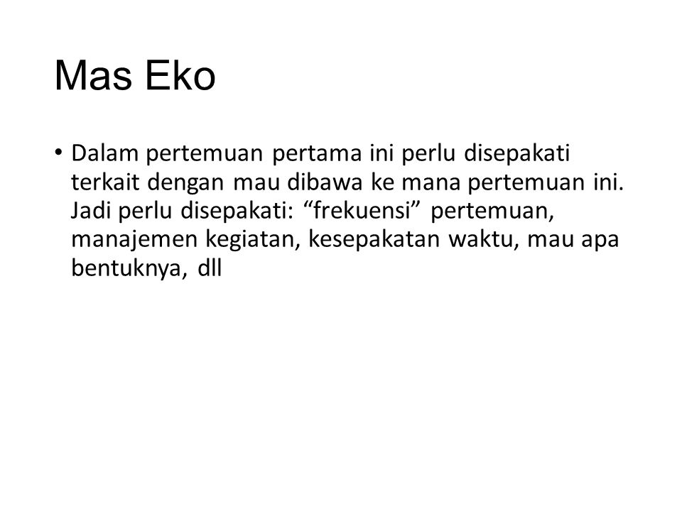 Mas Eko