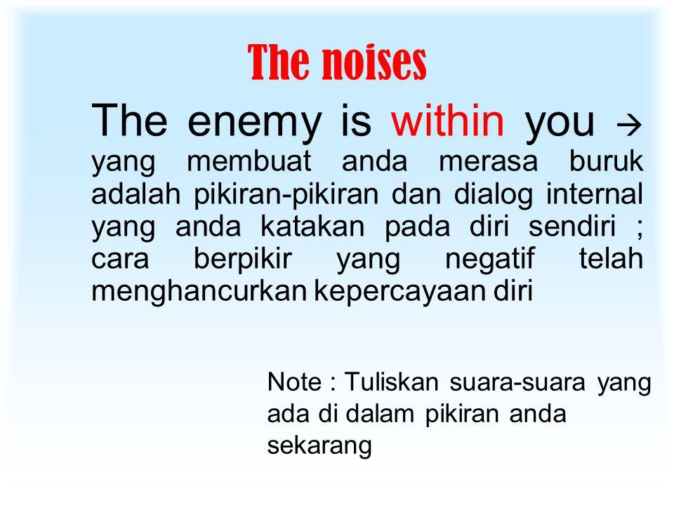 The noises
