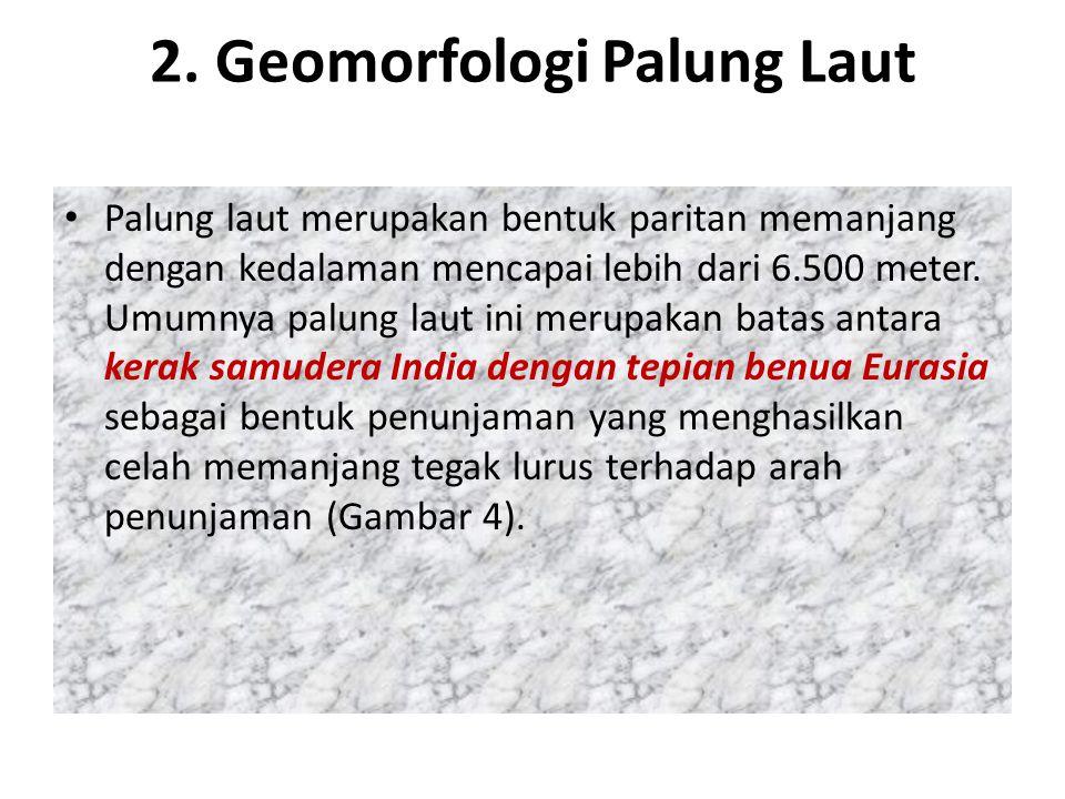 2. Geomorfologi Palung Laut