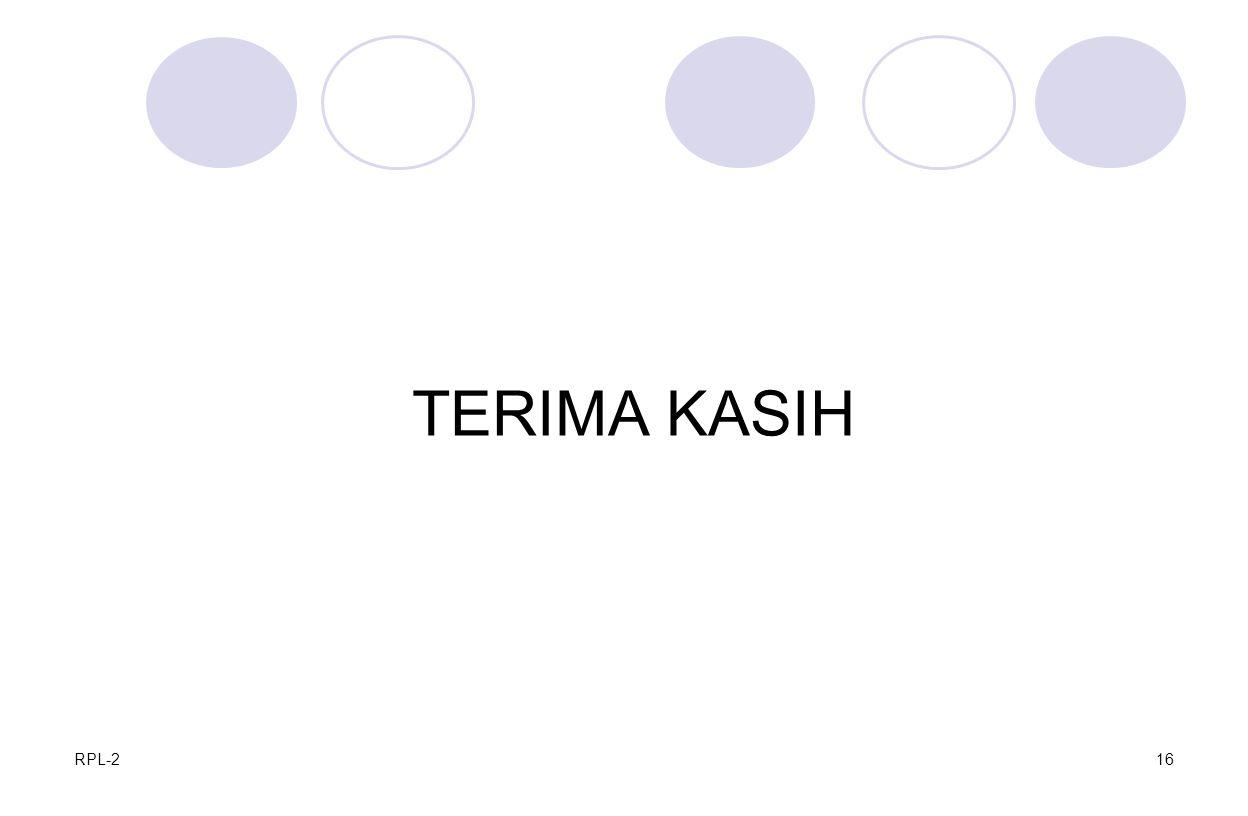 TERIMA KASIH RPL-2