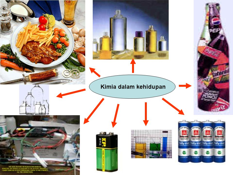 Kimia dalam kehidupan