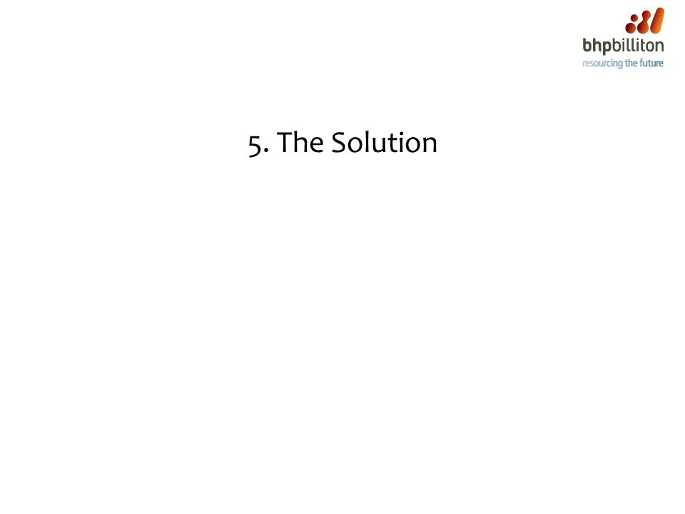 5. The Solution