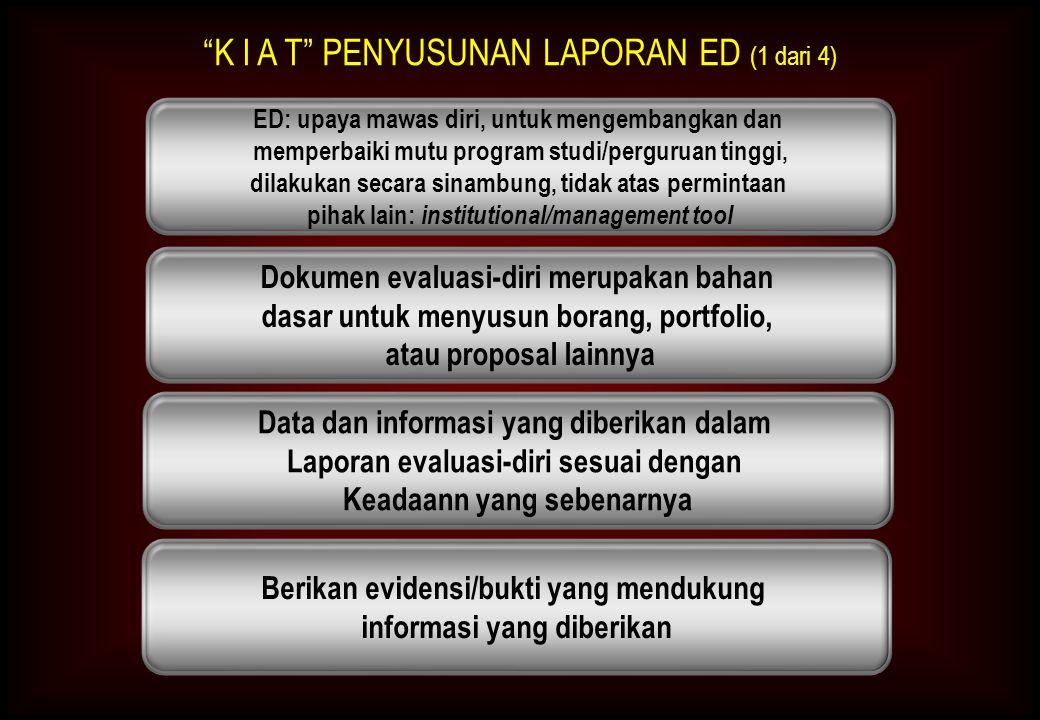 K I A T PENYUSUNAN LAPORAN ED (1 dari 4)