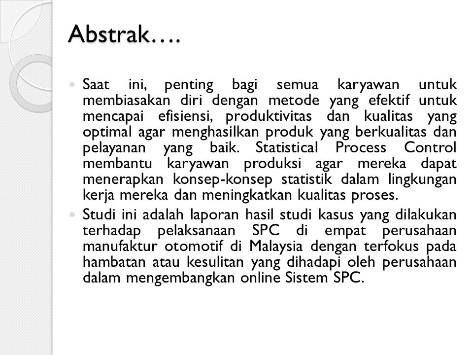 Abstrak….