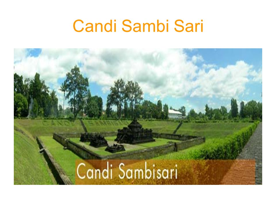 Candi Sambi Sari