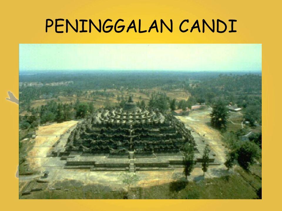 PENINGGALAN CANDI
