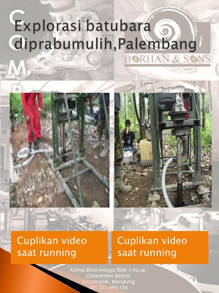 Explorasi batubara diprabumulih,Palembang