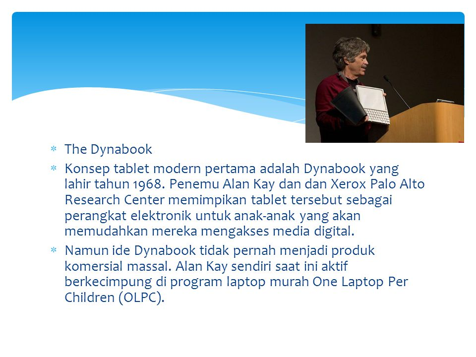 The Dynabook