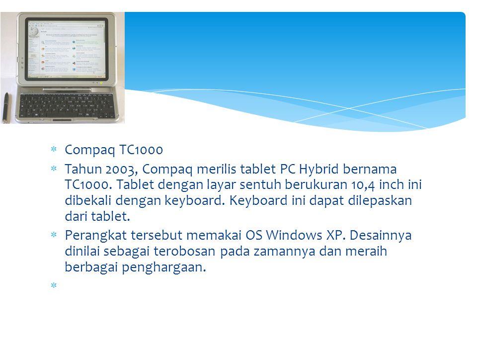 Compaq TC1000