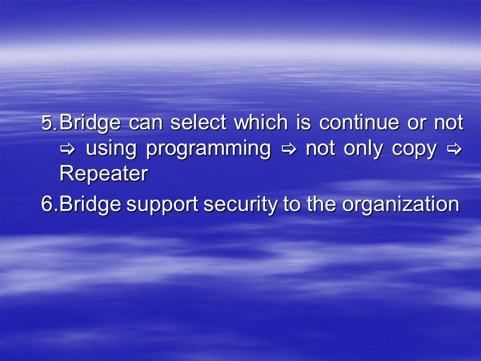 6.Bridge support security to the organization