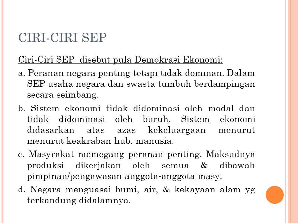 CIRI-CIRI SEP