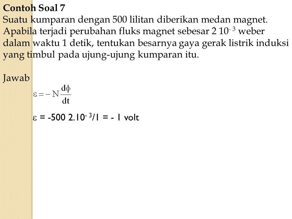Contoh Soal 7