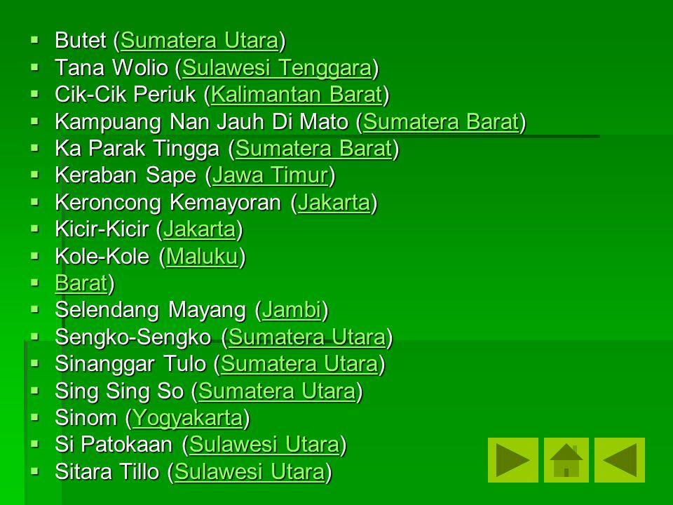 Butet (Sumatera Utara)